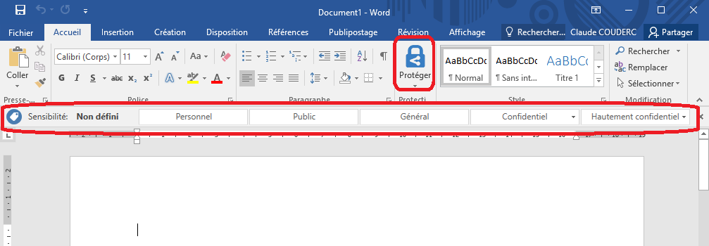Microsoft Azure Information Protection