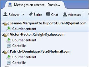 ne plus recevoir de mail