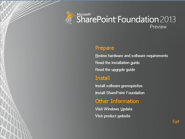 Configuration requise pour SharePoint 2013