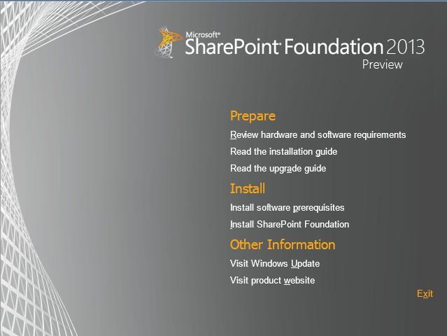 Configuration requise pour SharePoint 2013