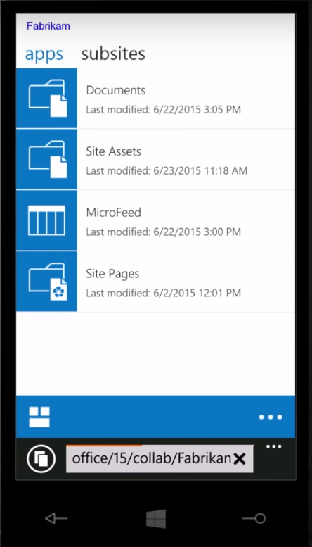 Design Responsive SharePoint 2016