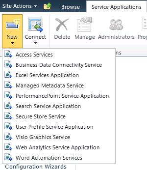 Nouvelle Application de service Web Analytics