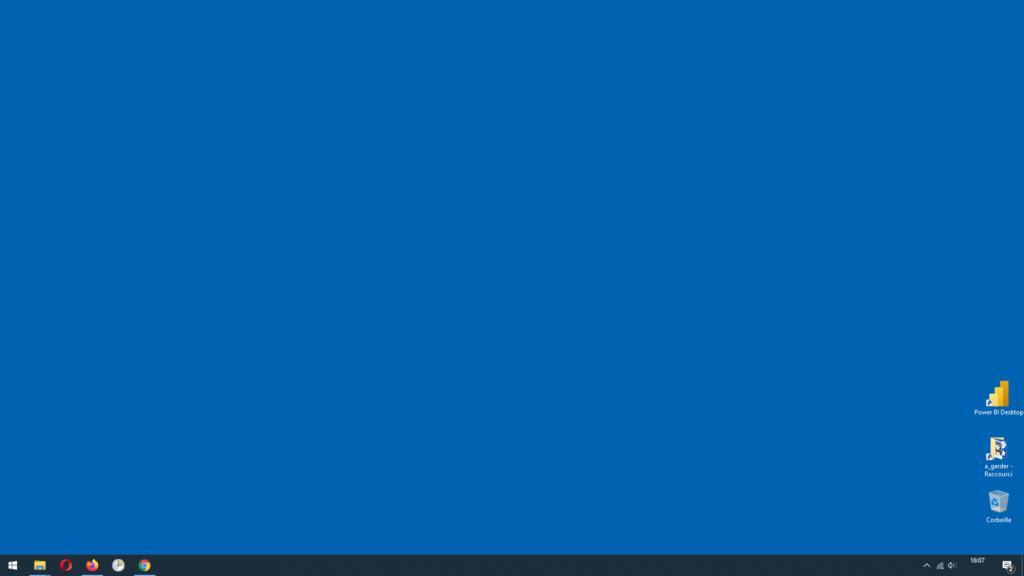Bureau Windows Fond d'écran